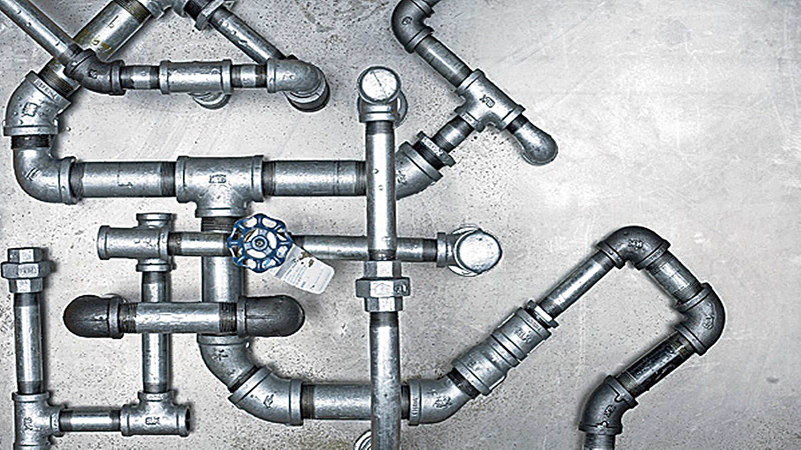 Plumbing philosophy jonathan r baker for What pipes to use for plumbing